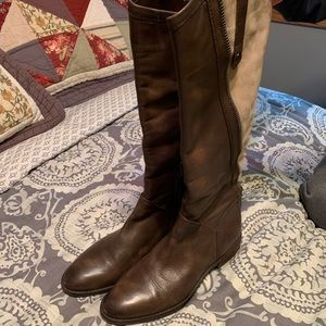 Lightly used Sam Edelman Leather Boots